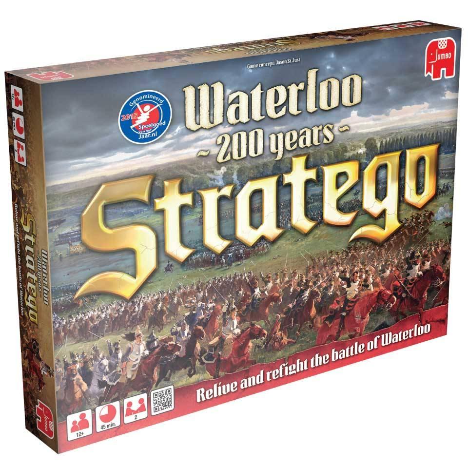 Jumbo Stratego Waterloo Bordspel