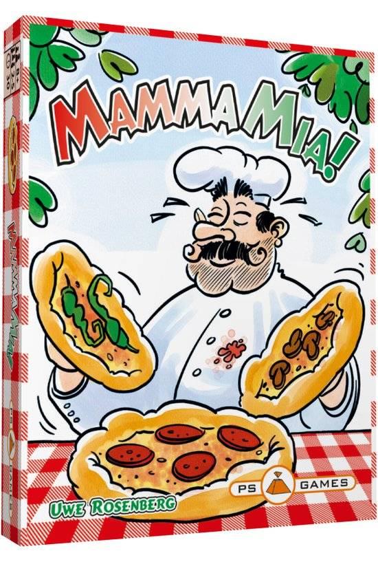 PS Games Mamma Mia Kaartspel