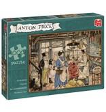 Anton Pieck Puzzels Jumbo Anton Pieck De Kruidenier Legpuzzel 1000 stukjes