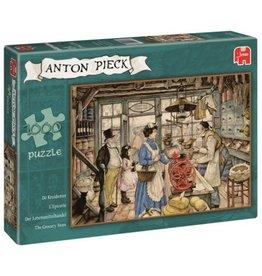 Anton Pieck Puzzels Jumbo De Kruidenier