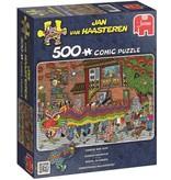Jan van Haasteren Puzzels Jumbo Jan van Haasteren Chinees Nieuwjaar Legpuzzel 500 stukjes