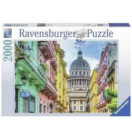 Ravensburger Puzzels Kleurrijk Cuba