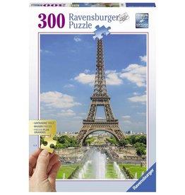 Ravensburger Puzzels Uitzicht op de Eiffeltoren