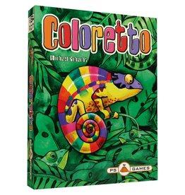 PS Games Coloretto