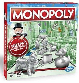 Hasbro Monopoly Classic Vernieuwde Versie