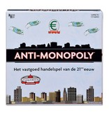University Games Anti Monopoly Bordspel