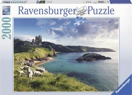 Ravensburger Puzzels Ravensburger Puzzel Ierland 2000 stukjes