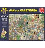 Jan van Haasteren Puzzels Jumbo Jan van Haasteren Het Tuincentrum Legpuzzel 1000 stukjes