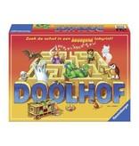 Ravensburger Doolhof Zoek de Schat in een bewegend labyrint Kinderspel