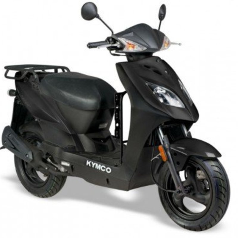 Kymco Agility Lieferung