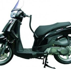 Kymco People S Antirrobos Buddy Plus Stuurslot