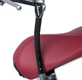 Vespa Sprint Buddyseat / Stuur Slot