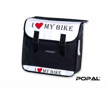 Popal Tas ED1 I love my bike