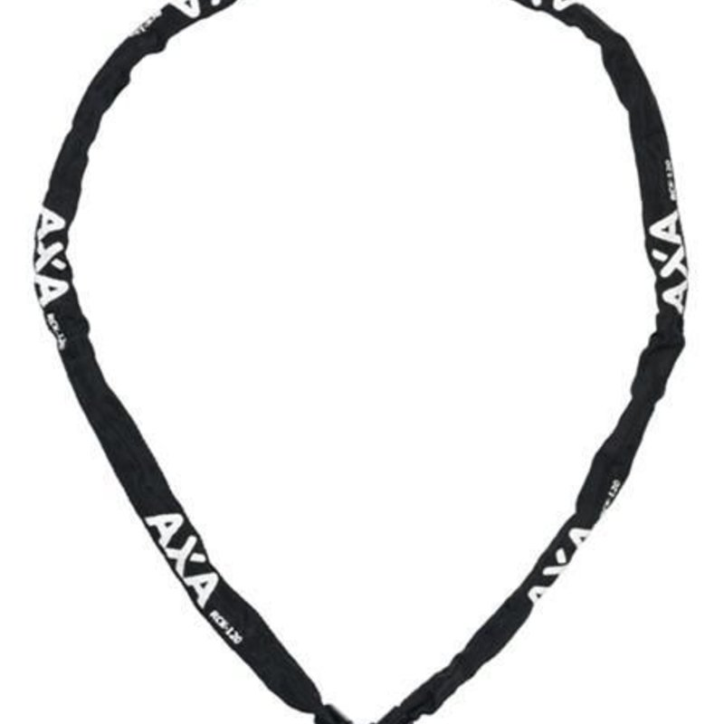 Axa Rigid rck120 kettingslot 120 cm zwart