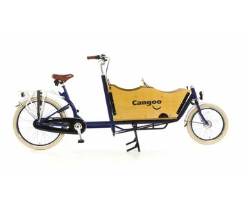 Popal Bakfiets Cangoo Downtown Plus N7