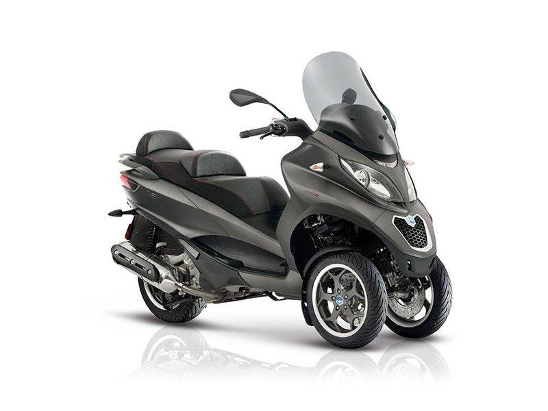 Piaggio MP3 LT 500 Sport ABS, ASR