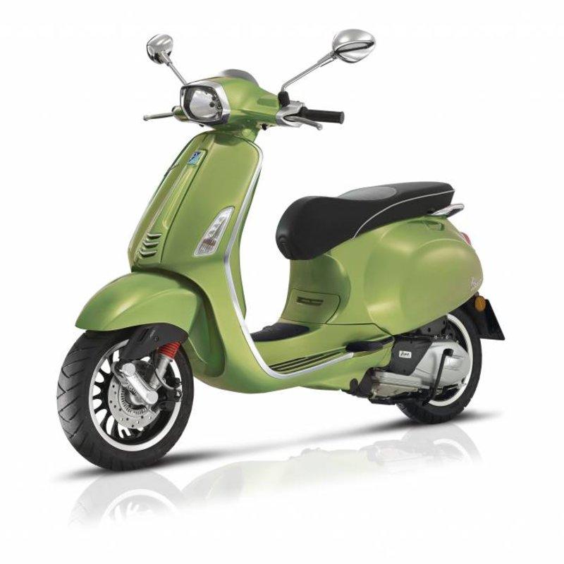 Vespa Sprint 50 4T groen