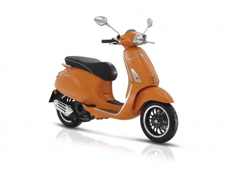Vespa Vespa Sprint 4T 50 orange