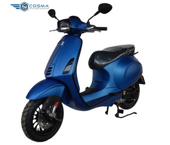 Vespa Vespa Sprint 4T Custom Mat Blue