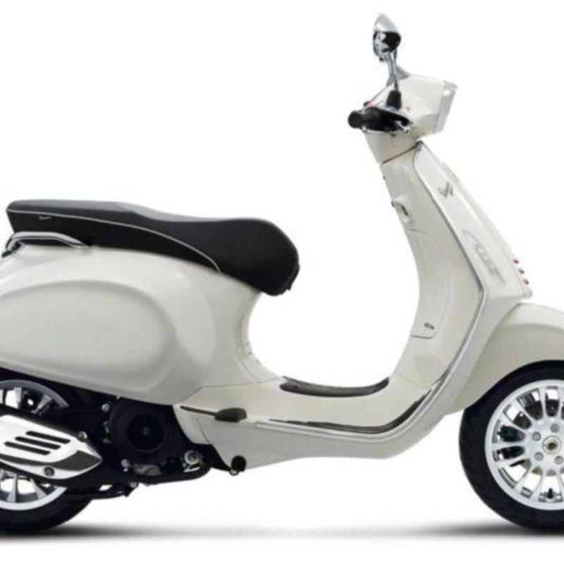Vespa Sprint 50 4T wit