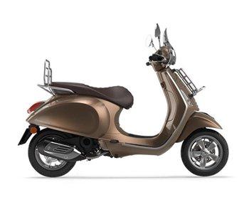 Vespa Primavera 50 4T Touring brown