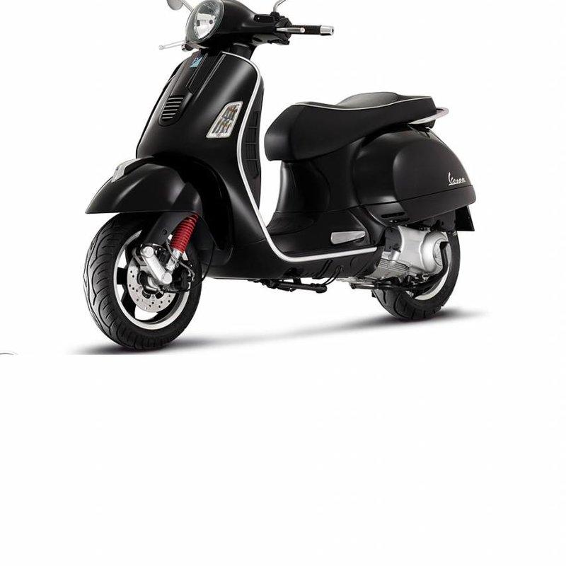 Vespa GTS Super 300 ABS zwart