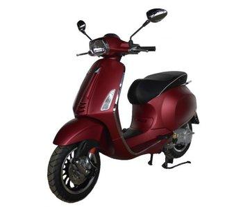 Vespa Vespa Sprint 4T Custom Matt Red