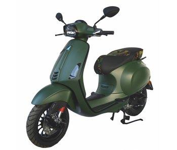 Vespa Vespa Sprint 4T Custom Mat Green