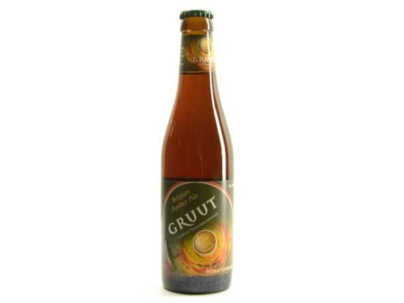 A Gruut Amber Ale