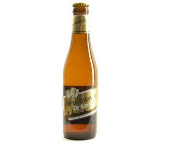 Triple d'Anvers - 33cl