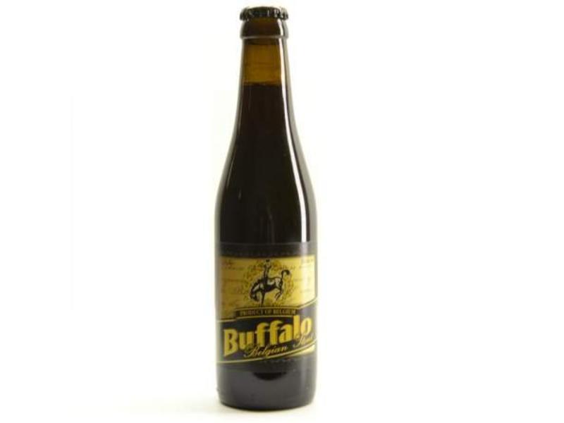 A Buffalo Belgian Stout
