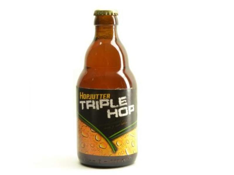 A Hopjutter Tripel Hop