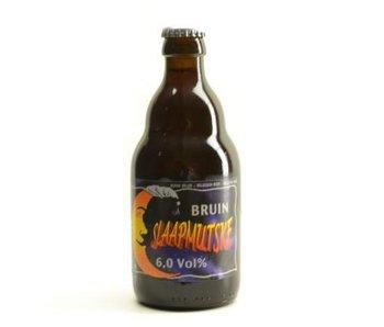 Slaapmutske Bruin - 33cl