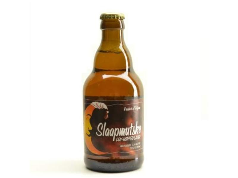 A Slaapmutske Dry Hopped Lager