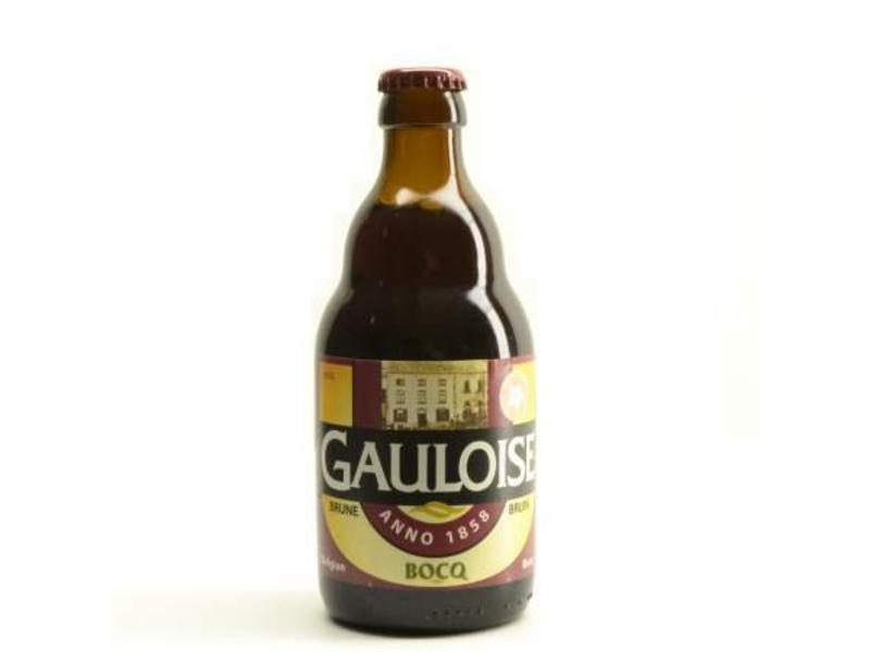 A La Gauloise Brown