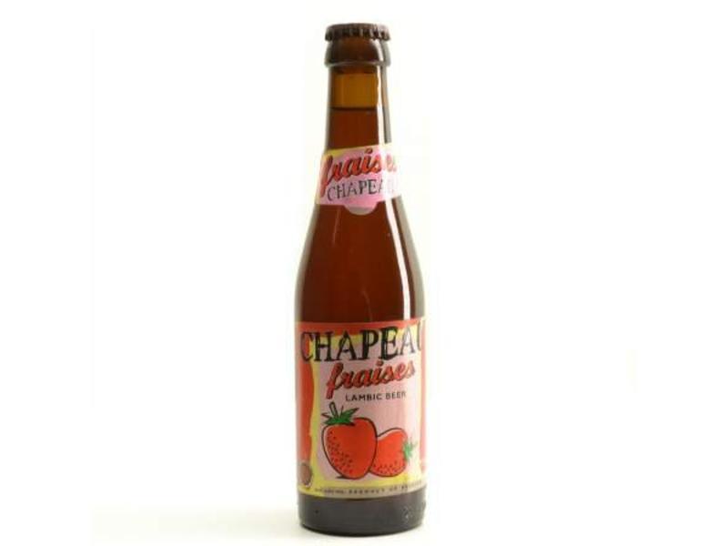 A Chapeau Fraise / Erdbeere