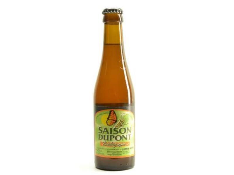A Saison Dupont Biologique