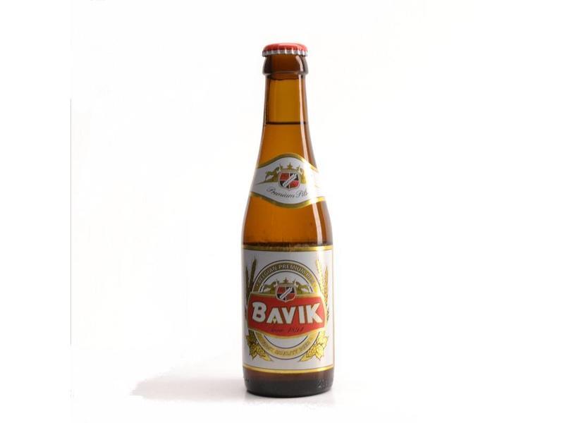 A Bavik Premium Pils