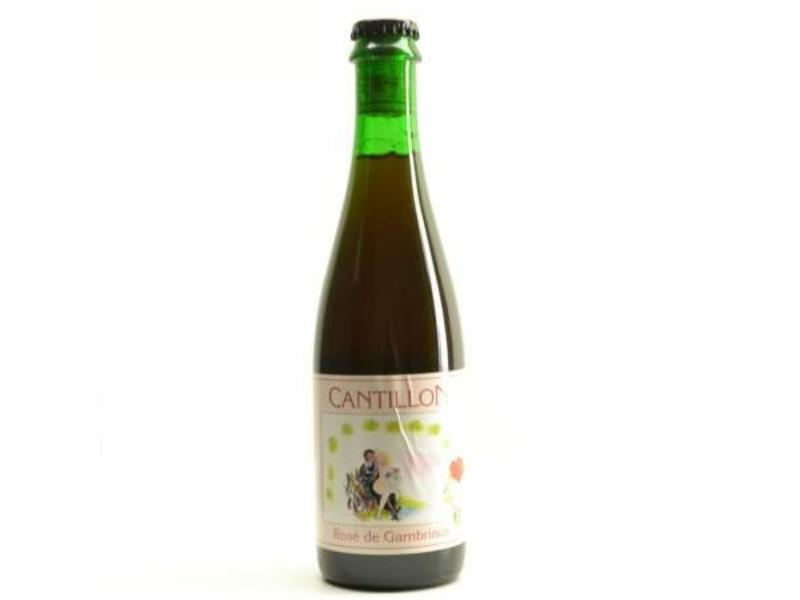 A Cantillon Rose de Gambrinus