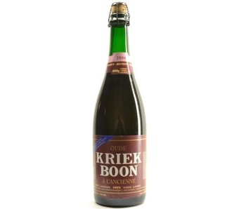 Boon Oude Kriek - 75cl