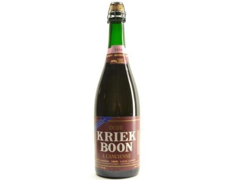 B Boon Old Kriek