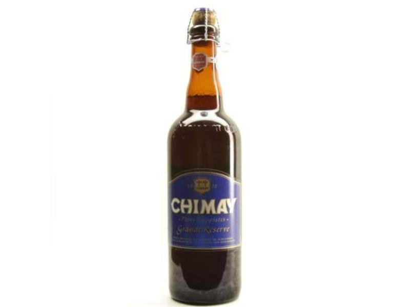 B Chimay Blue Grande Reserve