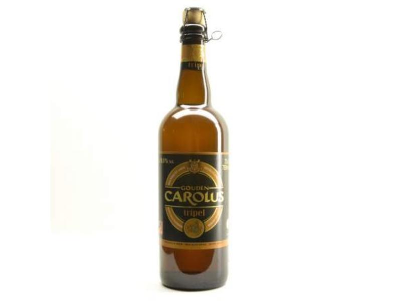 B Gouden Carolus Tripel