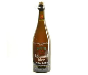 Hommelbier Nieuwe Oogst Limited - 75cl