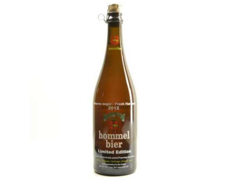 B Hommelbier Nieuwe Oogst Limited