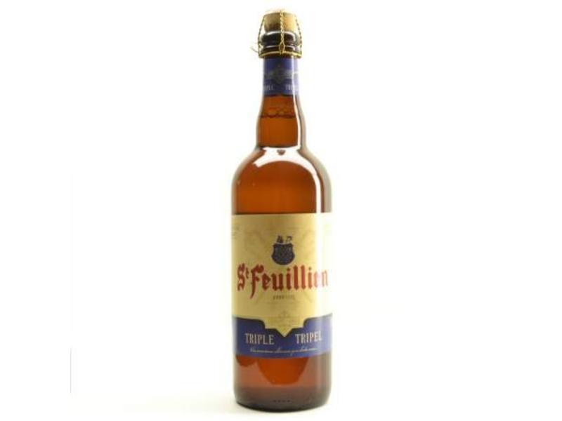 B St Feuillien Tripel