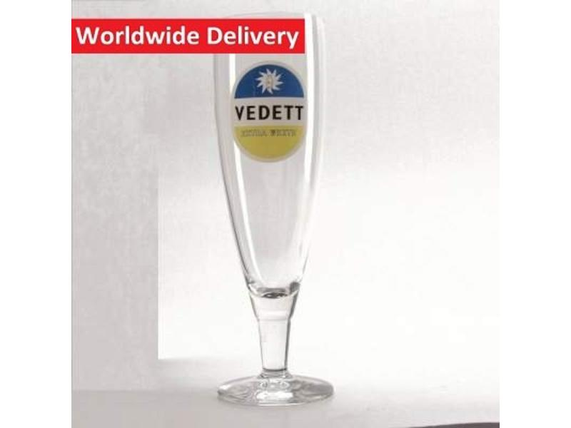 G Vedett Extra Beer Glass - 33cl