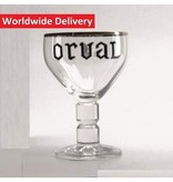 G Trappist Orval Beer Glass