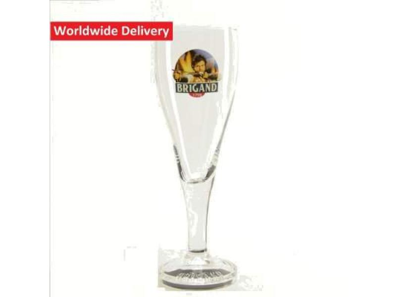 G Brigand Beer Glass