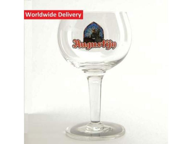 G Augustijn Beer Glass